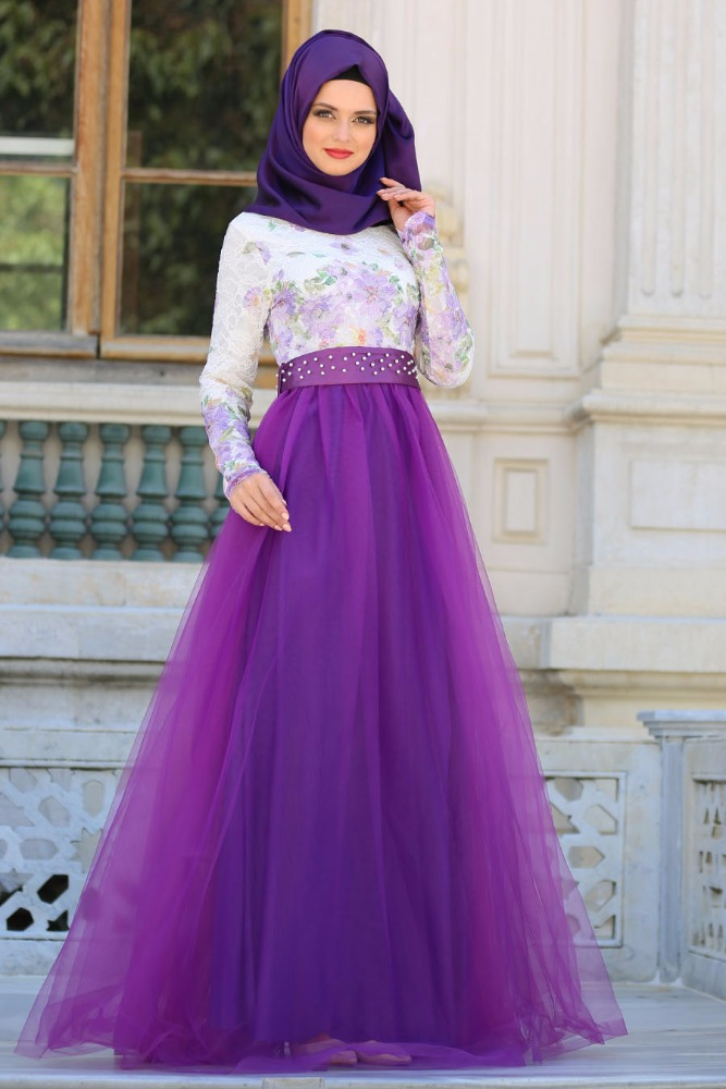 Neva Style Evening Dress