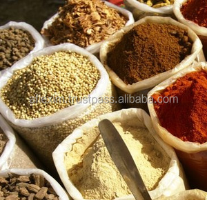 Spices whole and powder - worldwide origin