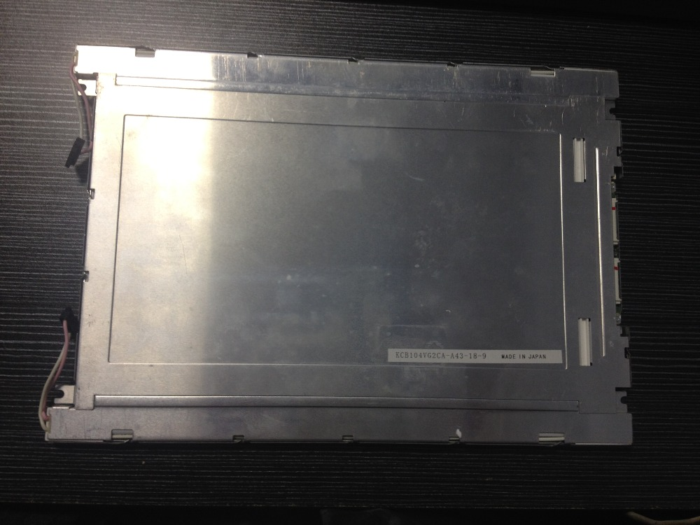 "10.4"" LCD display for Kyocera KCB104VG2CA-A43 with 640*480 resolution"