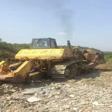 D375A-3 KOMATSU used crawler bulldozer Japan's original rc d11 bulldozer for sale in shanghai for sell