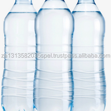 Natural mineral spring water