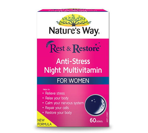 New Arrival Multivitamin Minerals Tablet Help Set Up For A Good Night Sleep