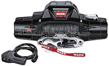 Warn K-WAR-ZEON8S Zeon Syntetic Winch, 8/ 12 V