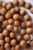 Organic Sandalwood Beads Loose Japa Mala Beads Wood Beads