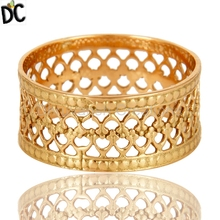 Designer Wedding Ring Wholesale Solid Gold Engagement Band Ring Jewelry Manufacturer Supplier