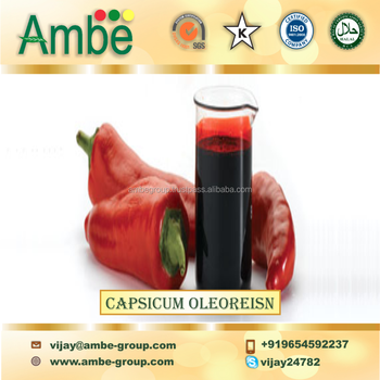 Capsicum Oleoresin 10% Oil Soluble