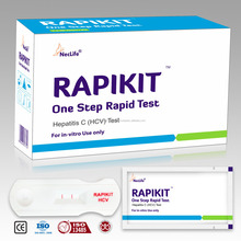 Hepatitis C (HCV) Rapid Test kit /card / cassette /device/ One step/wholesale/ Private Label/ OEM/ In Vitro/ Top Quality