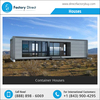 2017 Luxury Modular Mobile Living Fold-able Shipping Container House
