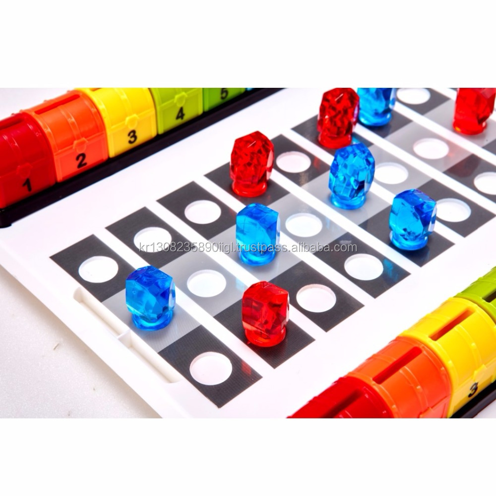 Wholesale products teach in Korea printable facto math board game let's spin