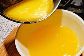 Pure cow butter ghee