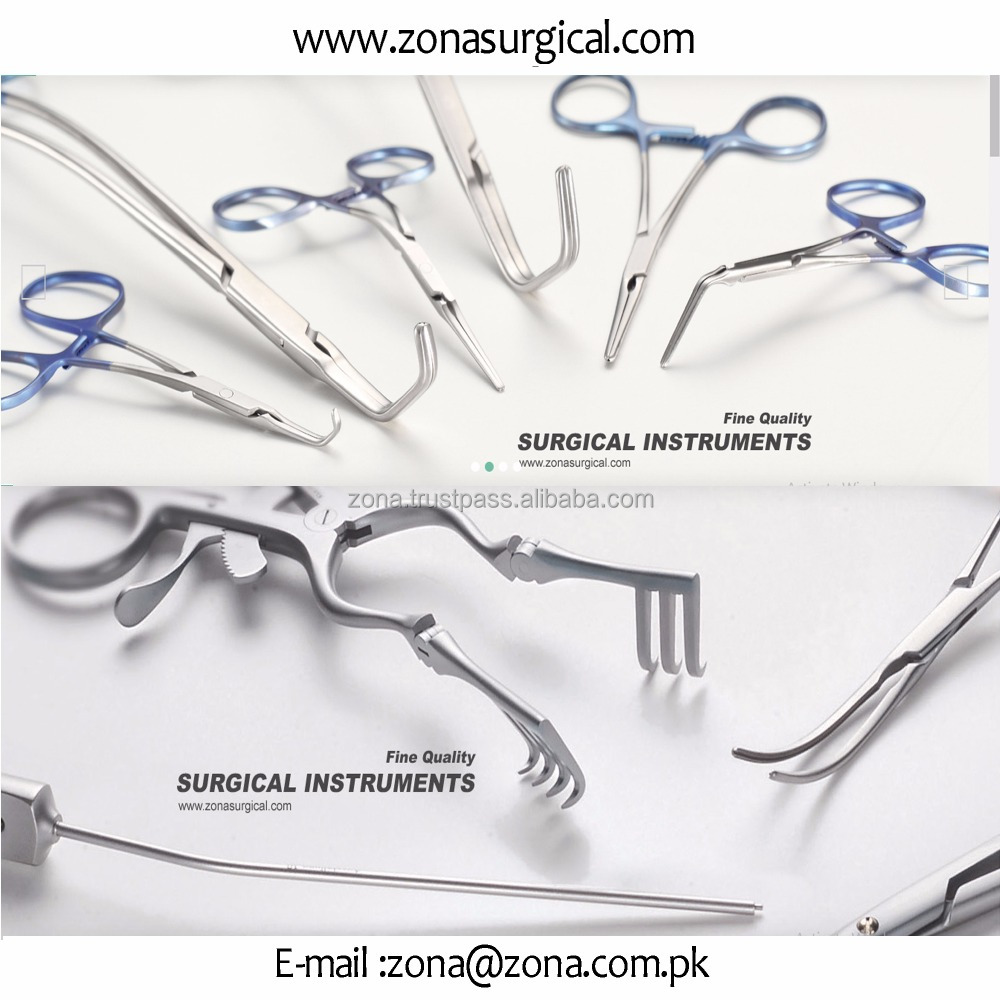 Disposable Surgical Instruments Medical Instruments Single Use Surgical Instruments