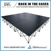 Hot Sale Wedding Aluminum Portable Stage Riser/Concert Stages/Mobile Stages for Sale