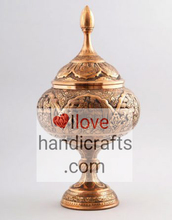 Handicrafts- Metal Engraving-Enamel-Marquetry-Turquoise Inlaid -Calico-Persian Carpet