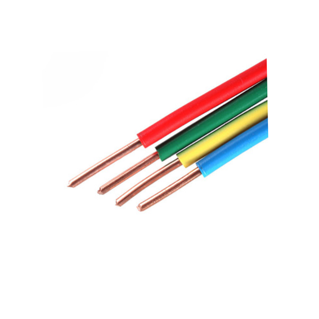 Pure <strong>Copper</strong> 99.99% Single 1.5 &amp; 4 mm <strong>copper</strong> pvc cables