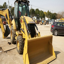 CAT 420F-II 2017 year new backhoe sugar cane loader for sale in shanghai
