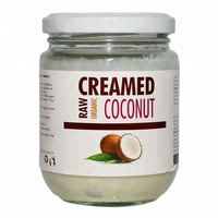 Raw Creamed Coconut Vegan And Gluten Free Certified Organic