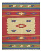 best quality 100% cotton handwoven durry rug