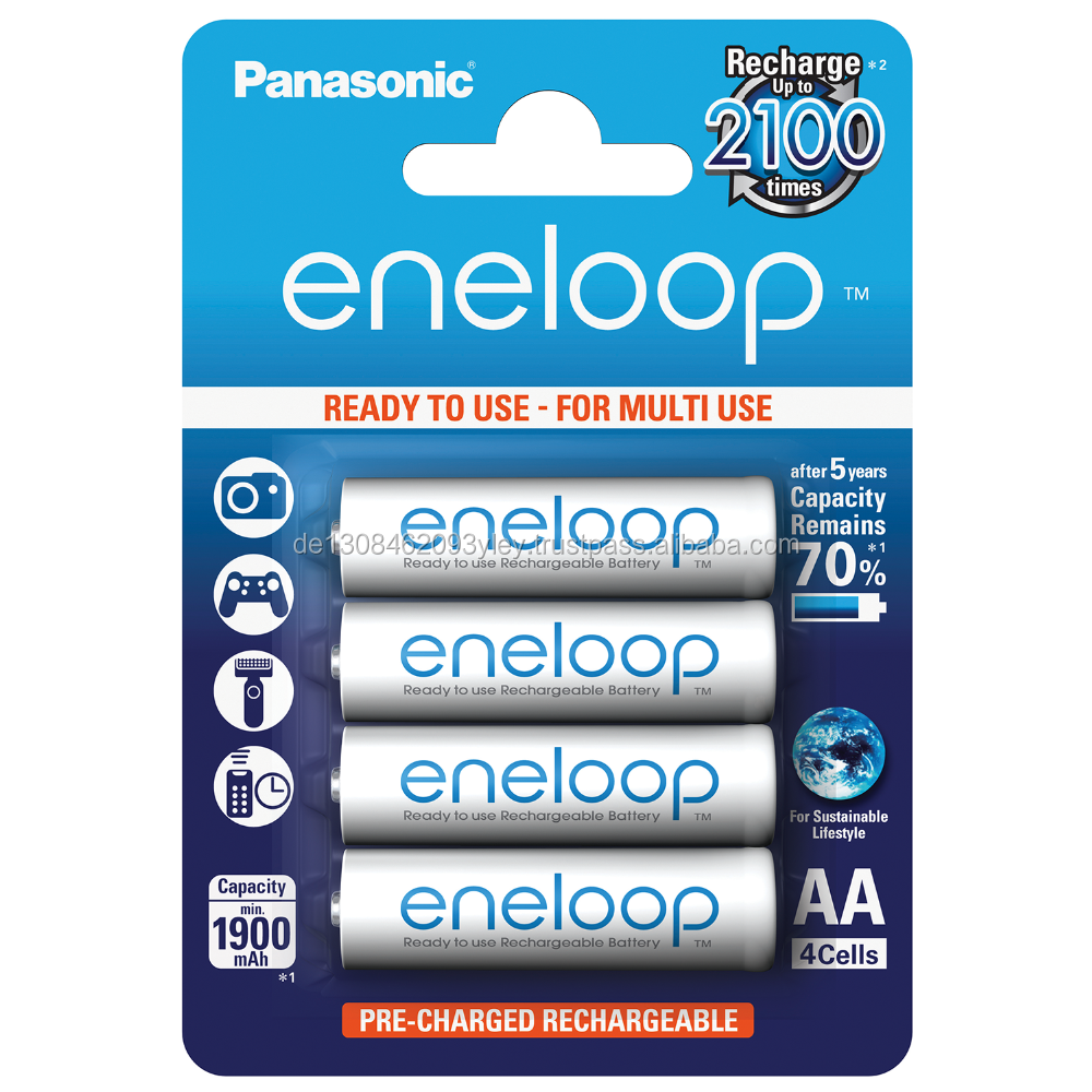 eneloop Mignon battery BK-3MCCE/4BE