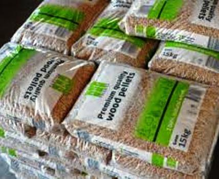 Certified DIN+ and ENplus high quality Birch Wood pellets for sale
