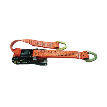 best triangle hook and metal ratchet strap belt