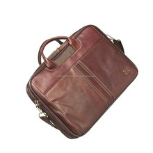 wholesale promotional laptop bag / pu leather laptop messenger bag / ladies laptop bags