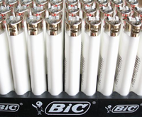 BIC Full Size Limited Special Edition Disposable Lighters Assorted Styles (50) J25 and J26
