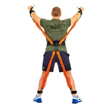Wellshow Sport Boxing Exercise <strong>Bands</strong> <strong>Resistance</strong> <strong>Bands</strong> Training Strap Vertical Bounce Trainer Jump Trainer For Speed Agility
