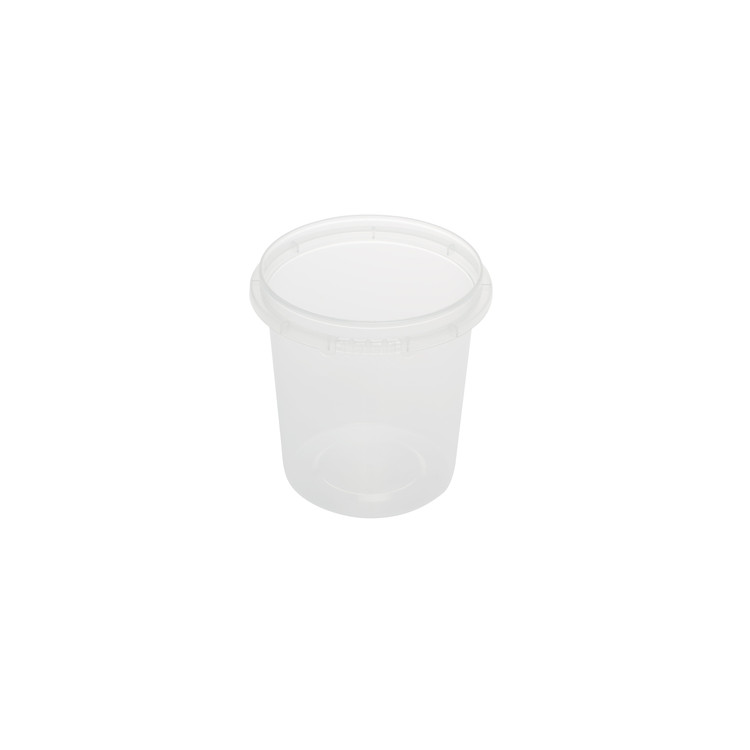 Singapore Most Popular Disposable PP plastic food containers with lock MS SL8FPT