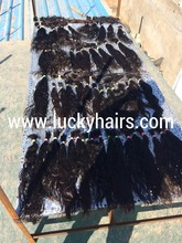 100% unprocessed Pure Raw Virgin Malaysian Hair