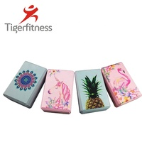 best selling custom yoga block