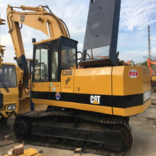 Used CAT Excavator E200B for sale, Original Caterpillar E200B Crawler Excavator