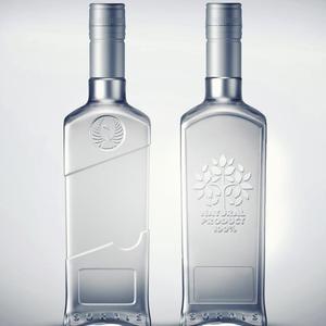 Private Label Russian traditional 100/250/500/700 ml Vodka