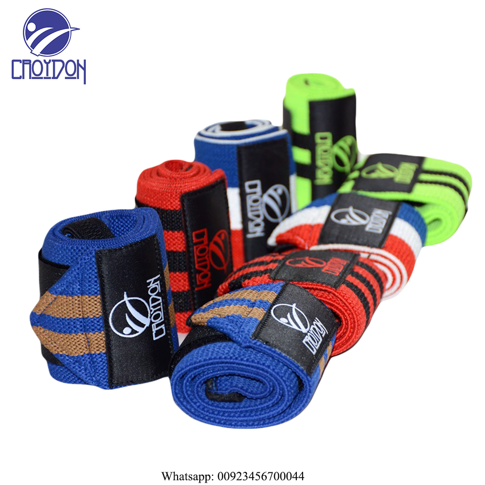 Body Building Training Wrist Wrap Bandage Fitness Training Veiligheid Hand voor Gym