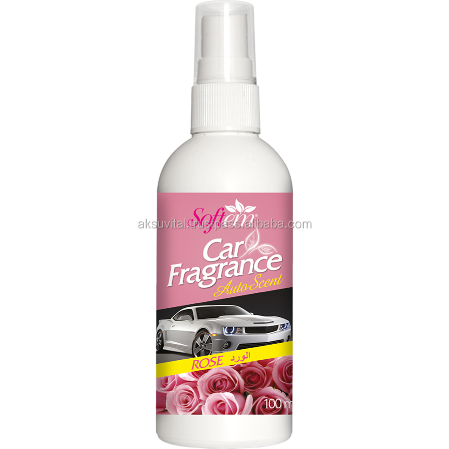 Rose Spray Car Scent Aroma Air Fresheners ...
