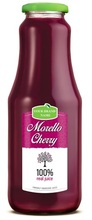Direct Morello Cherry Juice Form 100% Freshly Squeezed Sour Cherries - 250 and 1000 ml. Private label Available. Made In EU