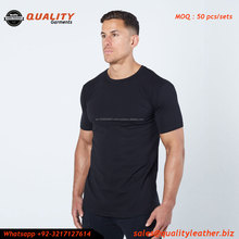 company logo tee shirts for men in bulk, cheap price bulk production for any