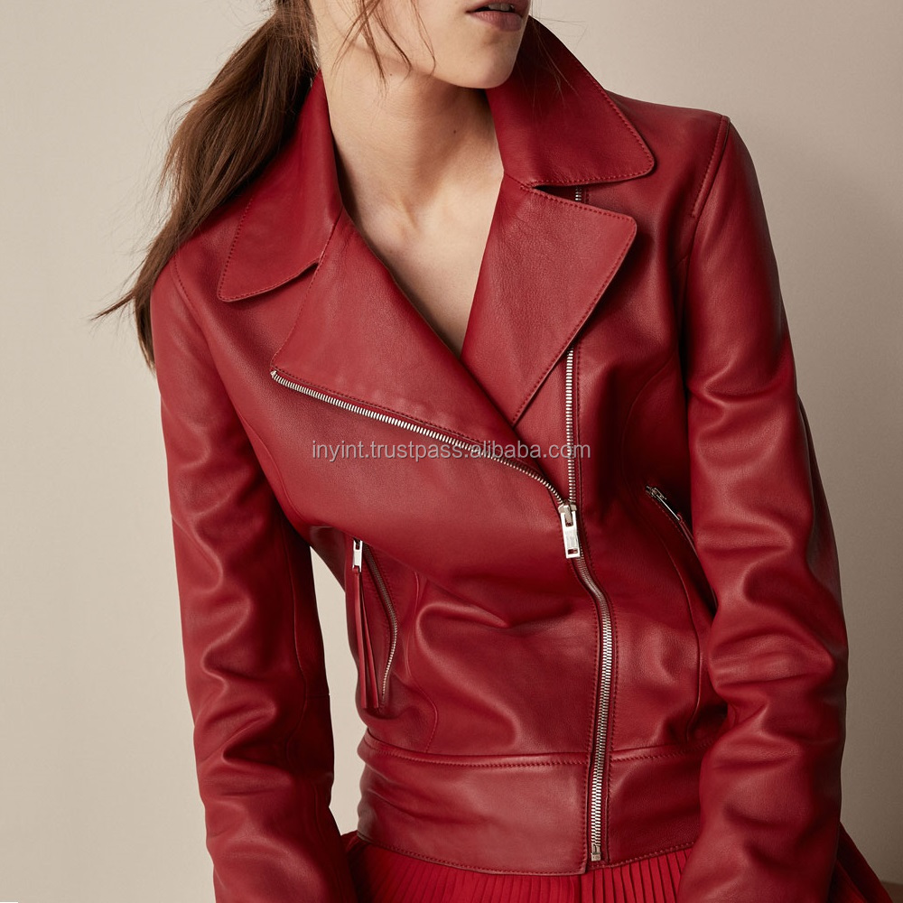 Fashion Winter Female Leather Jacket Women Clothing Winter Jacket Ladies Chaquetas Mujer