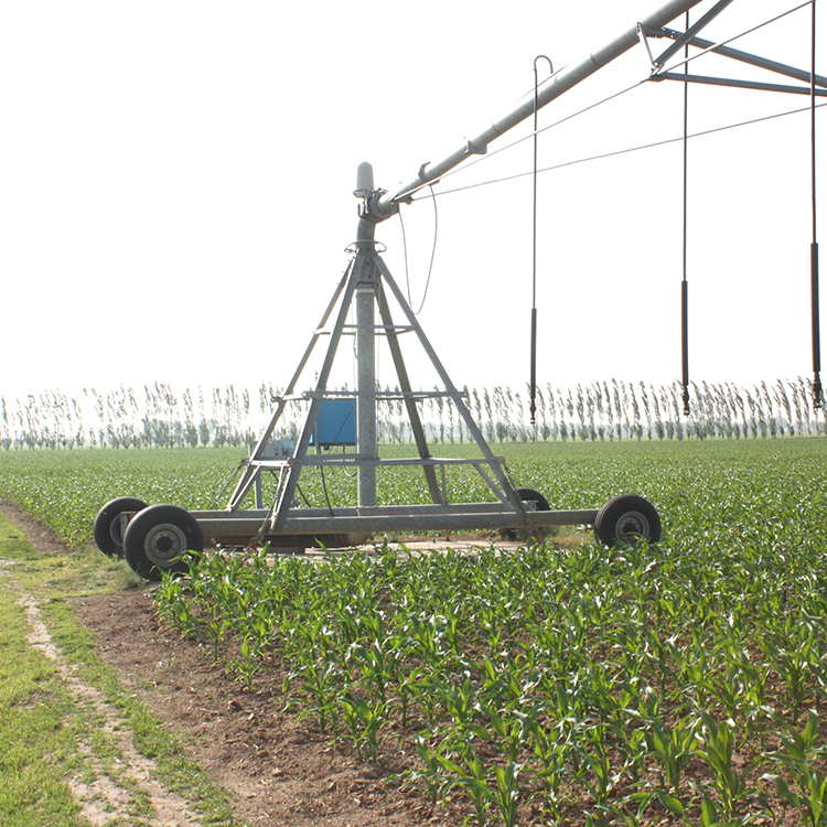 valley style DYP8120 remote control center pivot Irrigation System for Sale