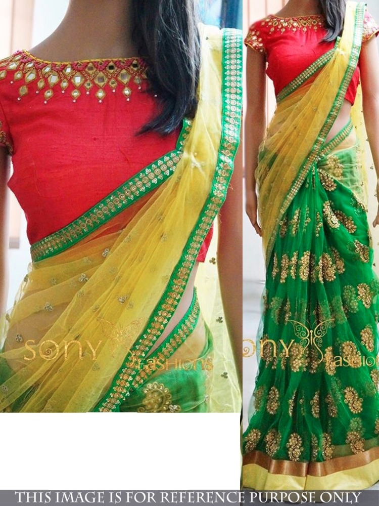 PARTY WEAR DESIGNER SAREE IN SURAT