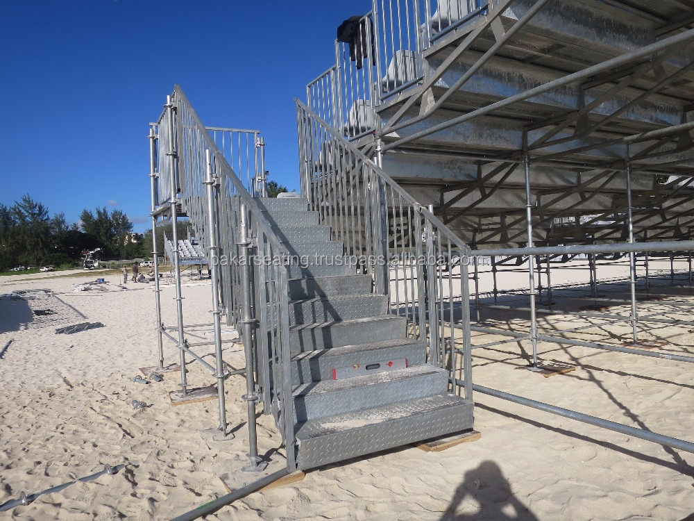 Pakar Scaffold Stairs and Temporary Access