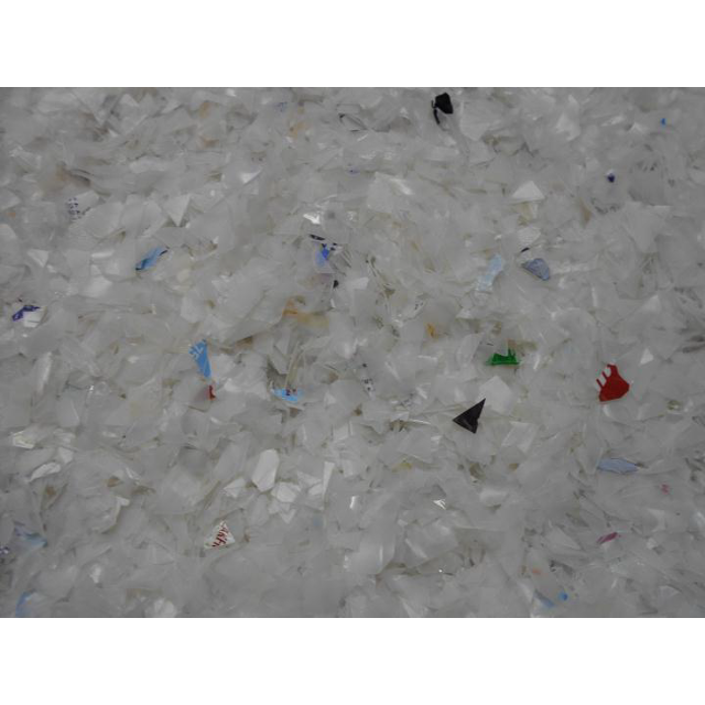 Recycled Plastic Milk Bottle HDPE Regrind