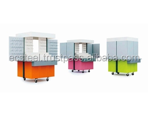 Jewelry/Watches/Perfumes Kiosk for Shop