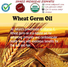 Organic Wheat Germ Oil from Best Exporter Award Winning Shree Overseas Exports India