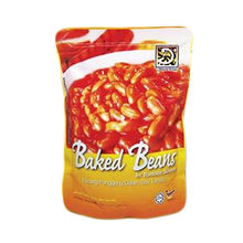 HACCP, ISO 22000, and HALAL Malaysia Certificated Baked Beans in Tomato Sauce Malaysia Manufactured