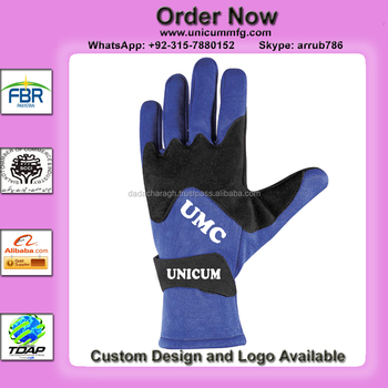 GO KART KARTING RACING DRIVING GLOVES