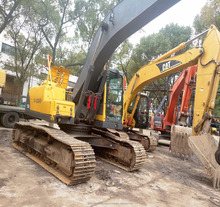 High quality used Volvo excavator EC210BLC, cheap price used volvo 210 excavator in Shanghai