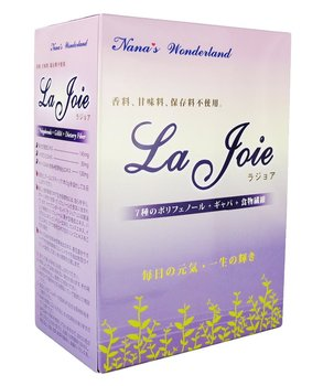 Nana's Wonderland La Joie GABA Polyphenols: Made In Japan, GMP Manufacturer, High Quality, Sachet Package For Health Care
