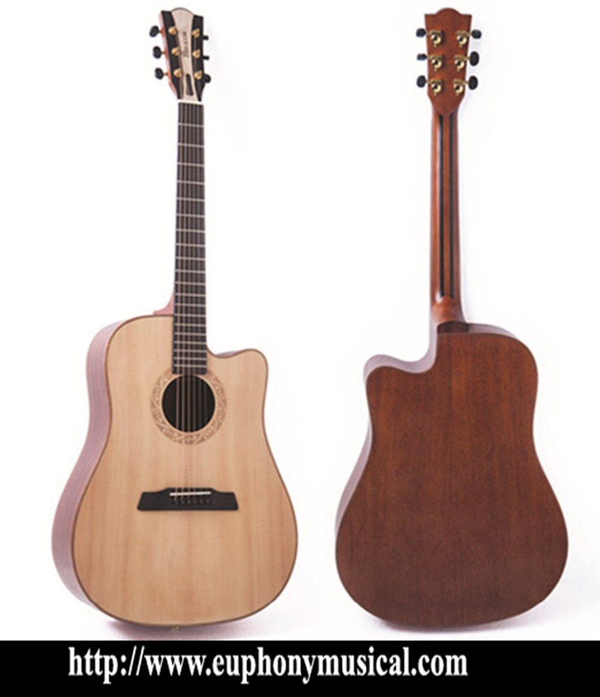 HELICON Acoustic Guitar AGD-4156 (41inch)