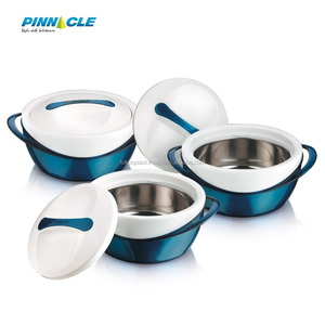 TOKYO PANACHE PINNACLE INSULATED FOOD CONTAINER 3 PCS SET