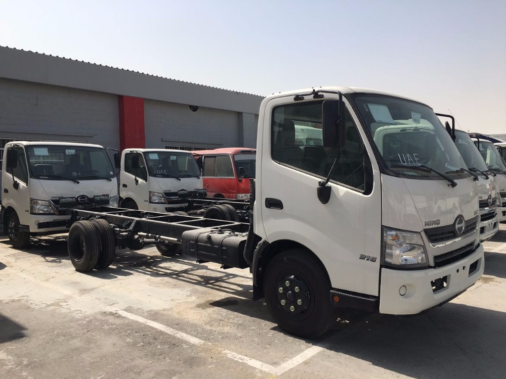 HINO truck Chassis 4.2 TON DIESEL New Truck 2017
